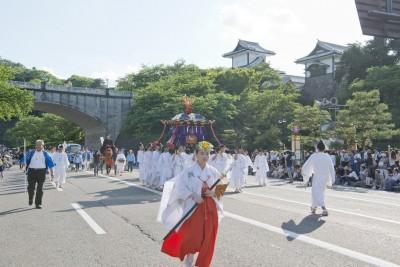 金沢百万石祭り