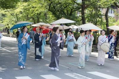 加賀百万石祭りパレード